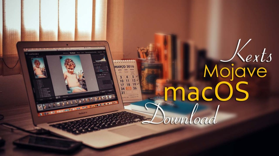 Download macOS Mojave Kexts