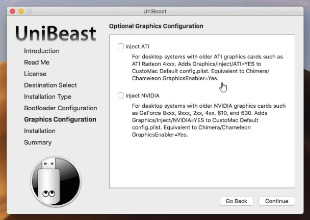 How to Create Bootable USB for macOS Mojave on Windows with Unibeast?