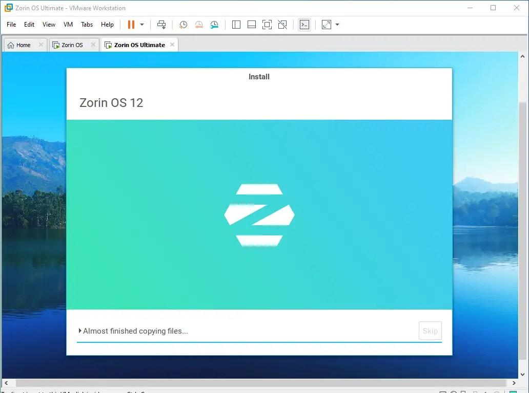 Zorin OS 15