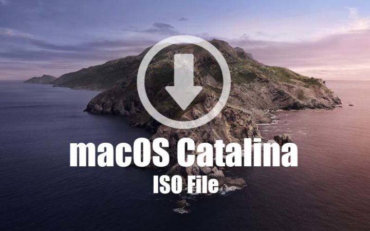 Download macOS Catalina ISO File