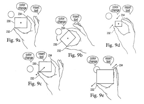 Apple's vision of future multi-touch includes voice, sight