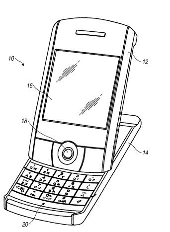 BlackBerry Slider Details Rumoured: OS 6.0, Wi-Fi n