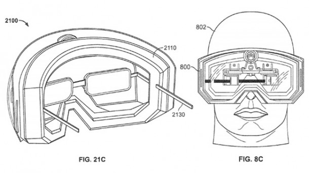 Apple working on 3D goggles?