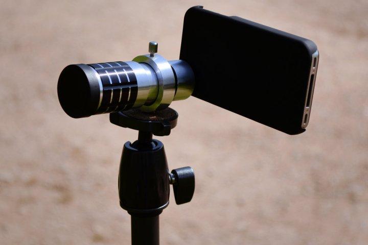 Range of Lenses for iphone5 by VTEC