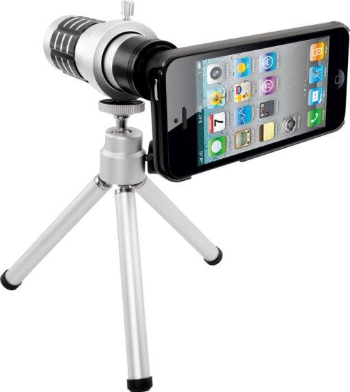 Telephoto iPhone 5 Lens