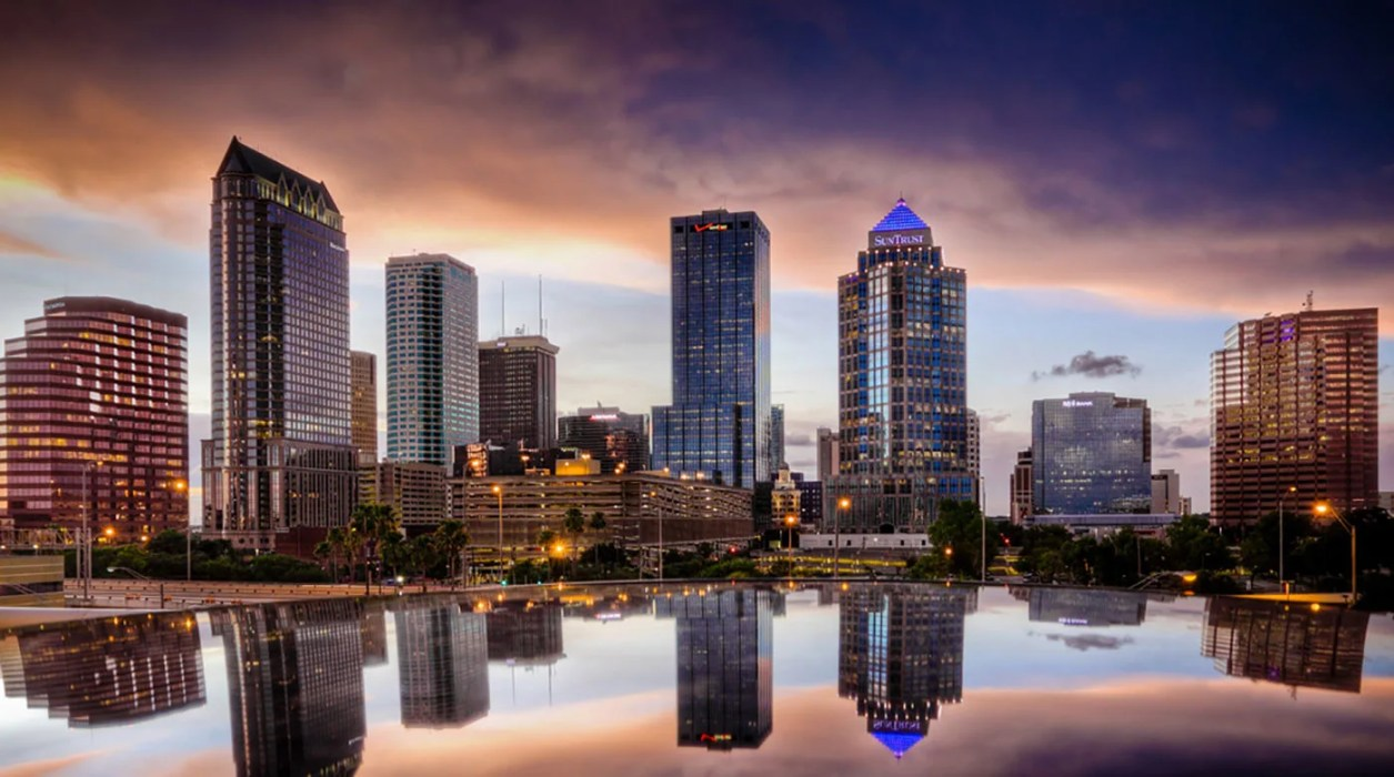 Your guide to living in Tampa and Florida  INTO
