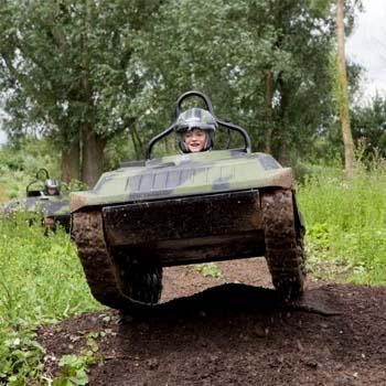 kids mini tanks hampshire
