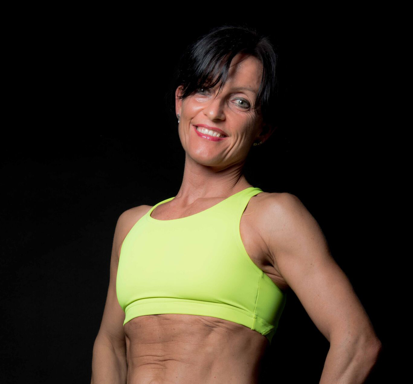 Anna Tempestini  Into the Fitness