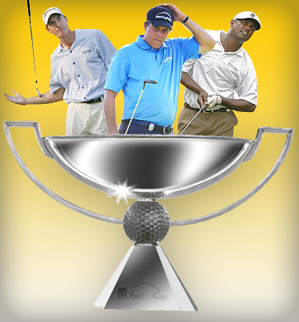 Who will win the FedEx Cup?