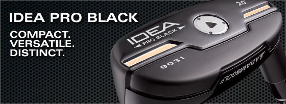 Adams Idea Pro Black Hybrids