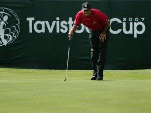 Tiger Woods Returning to Golf at Tavistock Cup