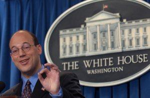 Former White House Press Secretary Ari Fleisher