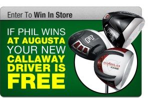 Win With Phil Promotion