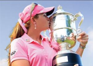 Paula Creamer Wins the US Open