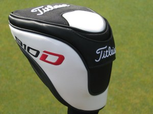 Titleist 910 Driver Headcover