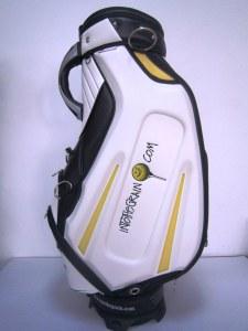 Intothegrain.com custom golf bag by JStewart Golf