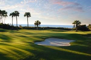 Hole 15 Ocean Course - Sea Pines Resort