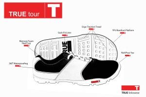 TRUE Tour Shoes