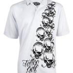 Tattoo Golf OB Shirt
