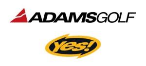 Adams Yes! Logo
