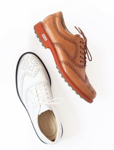 ECCO Golf Collection - Men's Tour Hybrid Wingtip