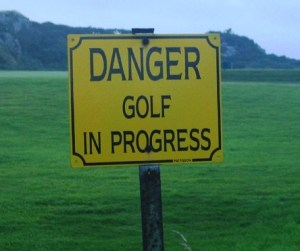 danger-golf-sign