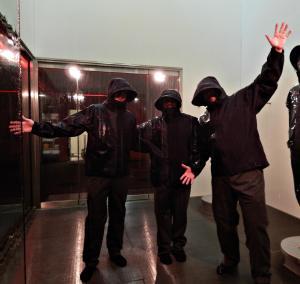GORE-TEX in the Rain Room