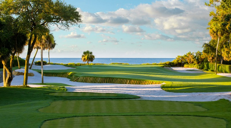 Atlantic Dunes by Davis Love III Hole #15