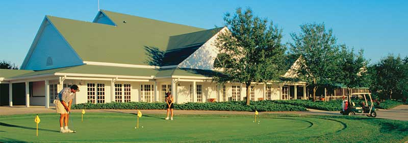 Halifax Plantation - Putting Green