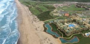 Overhead - Mazagan Resort