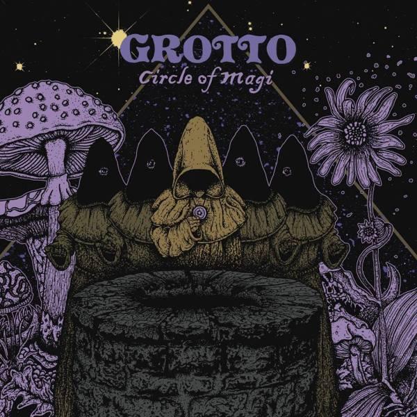 Grotto - Circle Of Magi (BLACK)