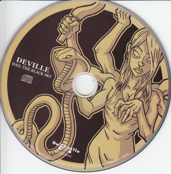 Deville – Hail The Black Sky