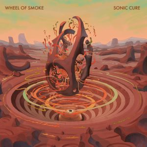 Wheel of Smoke - Sonic Cure (DIGIPACK)