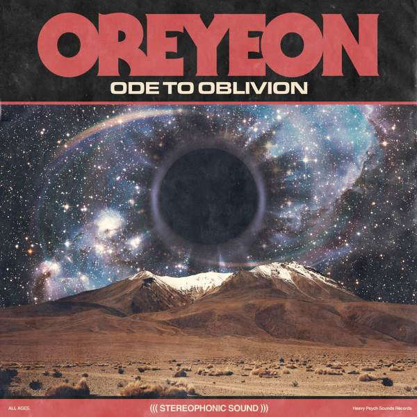 Oreyeon – Ode To Oblivion