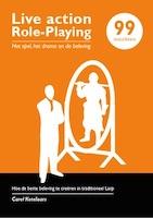 larp boek | boek over larpen | boek over larping