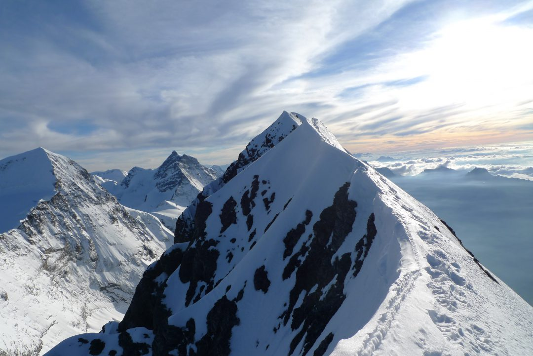 5 Day Eiger Climb  Into the Mountains