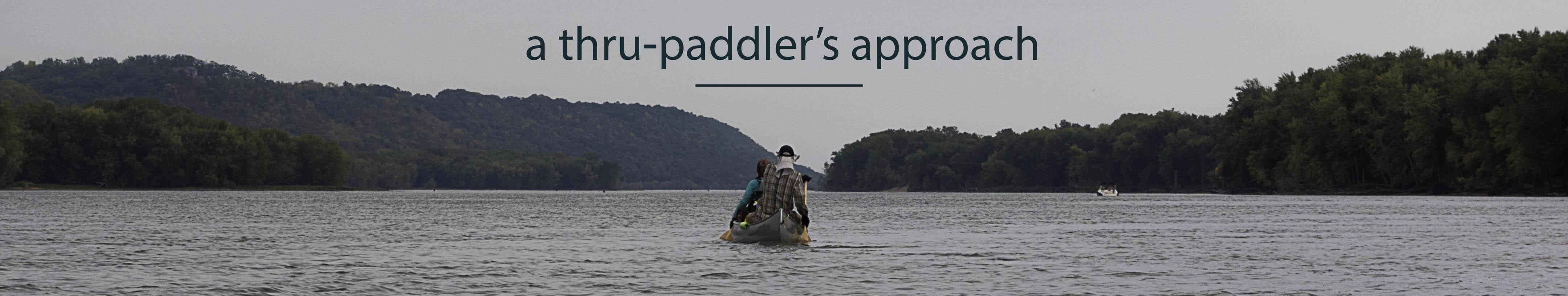 A Paddler's Guide to the Mississippi River