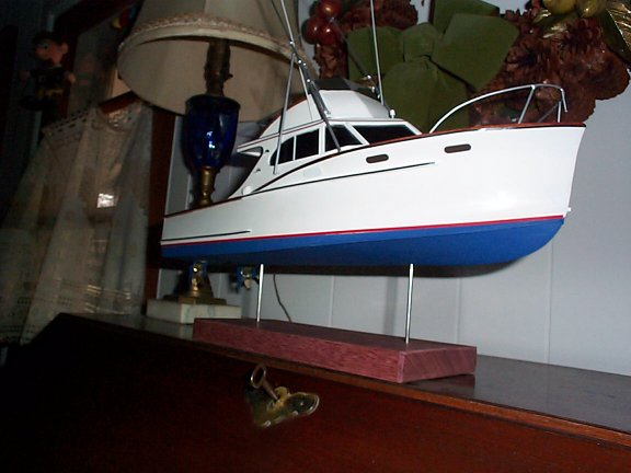 Pictures of Model Boats by John Into