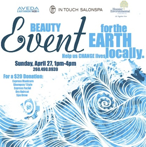 Earth Month Beauty Event