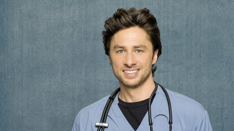 Zach Braff Just Reprised The Role Of J D In The Best Way