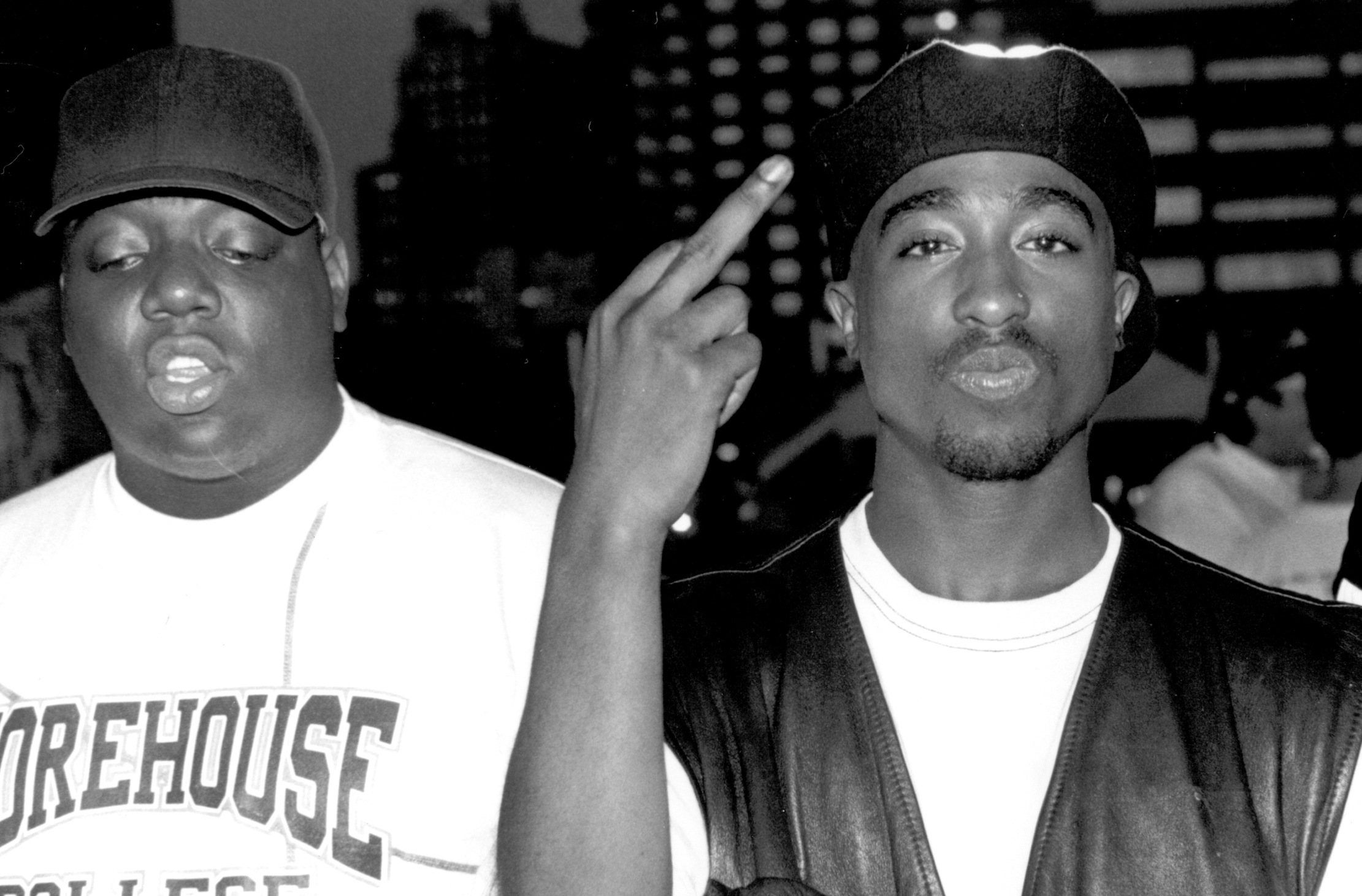 Why Biggie Smalls And Tupac Shakurs Relationship Took A Deadly Turn