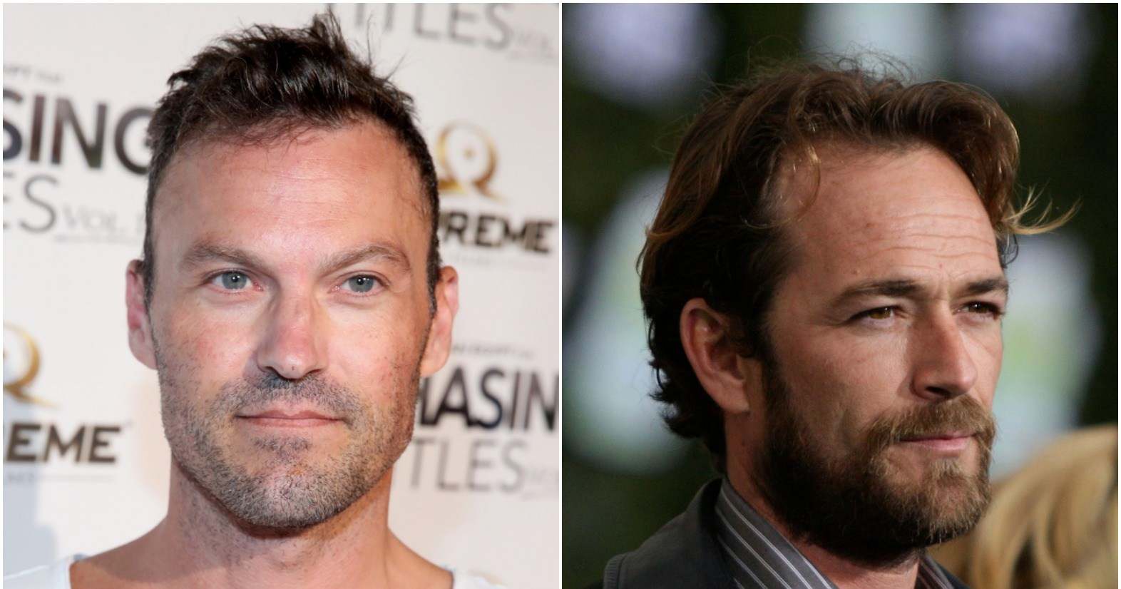 Brian Austin Green Reveals He Texted Luke Perry After His