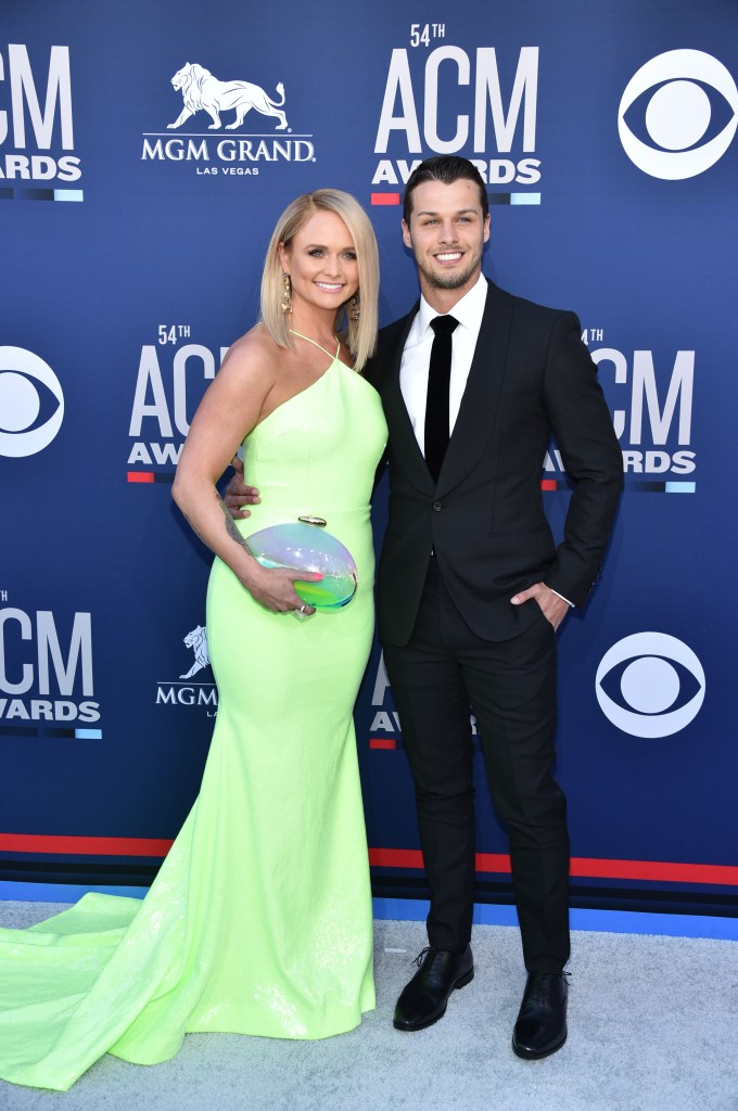 miranda lambert with husband