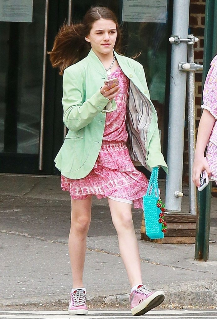 How Did Suri Cruise Celebrate Her 13th Birthday See Pics
