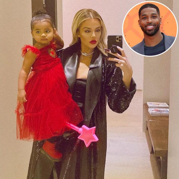 Tristan Thompson's Daughter True 'Definitely Has His ...