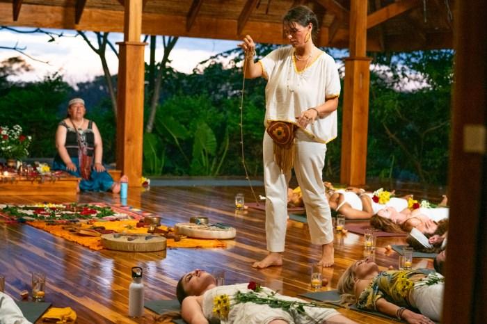 Lost Resort ritual