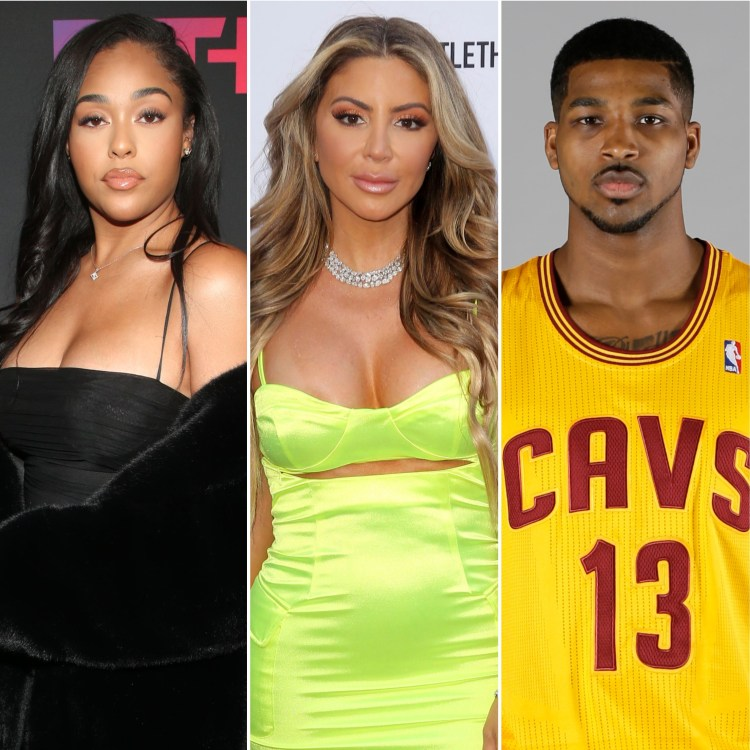 Jordyn Woods 'Likes' Tweet About Larsa's 'Guilt' Over Tristan