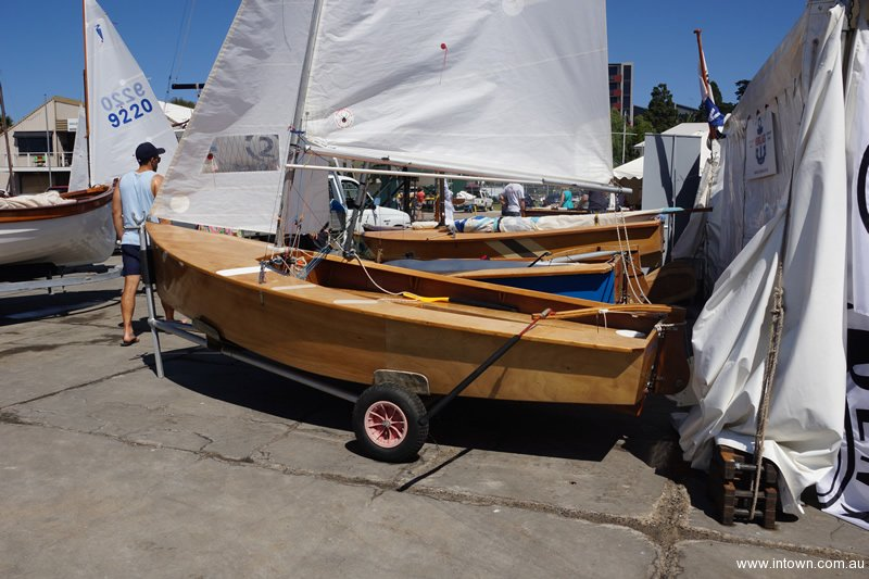 2014 Wooden Boat Festival Intown Geelong