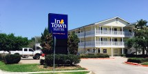 Sugarland Tx Extended Stay Hotel Intown Suites