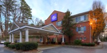 North Atlanta Ga Extended Stay Hotel Intown Suites